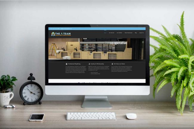 Websites for electricians