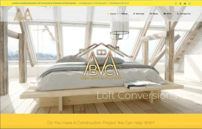 London Loft Conversion Company Websites